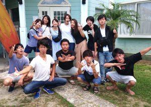 関西学院大学生!