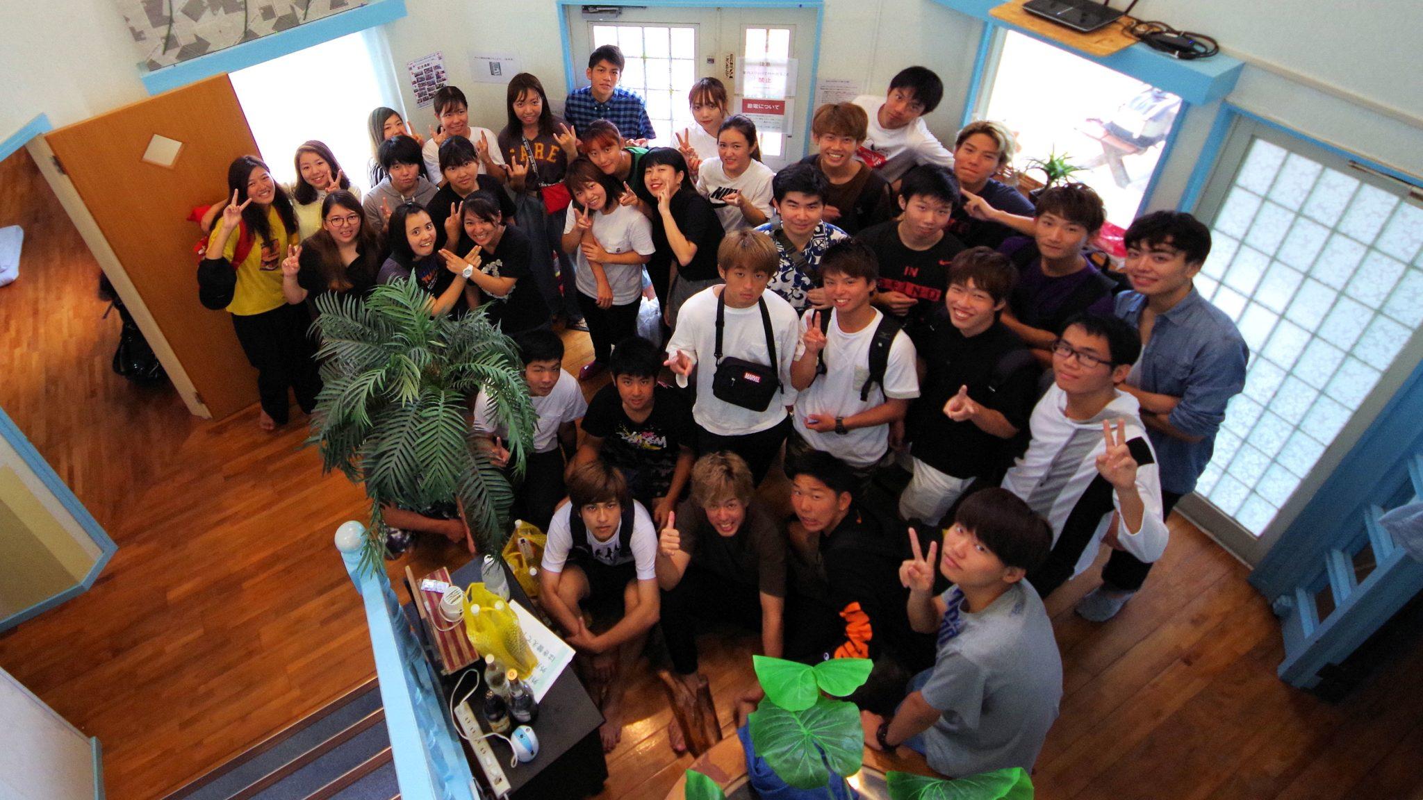 琉球大学生