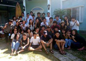沖縄国際大学生!