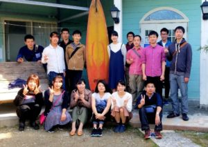 茨城の大学生
