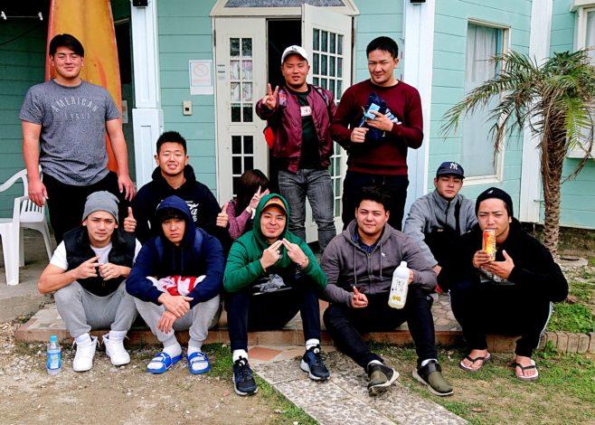 沖縄国際大学生