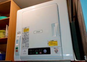 乾燥機6キロ