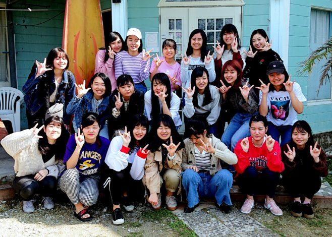 首里高校卒業生!