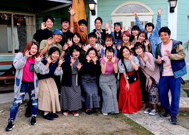 名古屋から来ました大学生